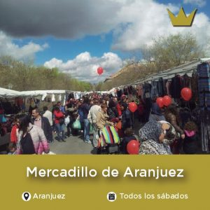 El Rastro de Aranjuez @ Rastro de Aranjuez