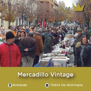 Mercadillo Vintage @ Casco Antiguo