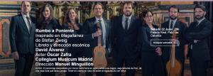 Música Antigua Aranjuez @ Palacio Real, patio de Caballos Aranjuez - Madrid